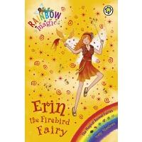 Rainbow Magic: The Magical Animal Fairies 73: Erin the Firebird Fairy 彩虹仙子#73:动物仙子9781408303511