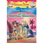 Thea Stilton22: Thea Stilton and the Tropical Treasure老鼠记者西