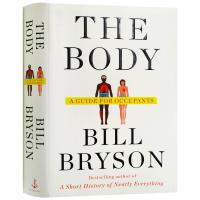 The Body A Guide for Occupants 人体简史 你的身体30亿岁了 英文原版 比尔布莱森 Bil