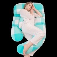 孕期u型侧卧多功能托腹睡觉睡枕抱枕孕妇枕头护腰侧睡枕靠枕