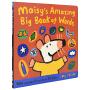 Maisy's Amazing Big Book Of Words maisy 小鼠波波主题 幼儿启蒙单词书 翻翻页机关书 英文绘本原版