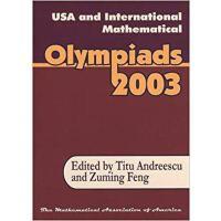【预订】USA and International Mathematical Olympiads 2003 97808
