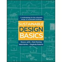 【预订】Sustainable Design Basics 9781119443735