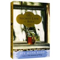 正版现货 蜜蜂的秘密生活 英文原版书 The Secret Life of Bees 一场人生变故 英文版青少年成长小说