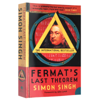 费马大定理 英文原版书 Fermat's Last Theorem 英文版进口英语自然科学类书籍正版现货 Simon