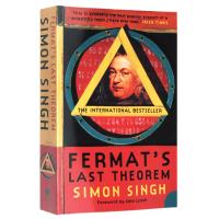 Fermat's Last Theorem 费马大定理 英文原版 Simon Singh 西蒙辛格 全英文版 进口英语自