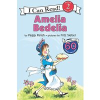 Amelia Bedelia (I Can Read Book) 糊涂女佣【英文原版童书 阿米莉亚系列 进阶读物】