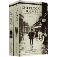 Sherlock Holmes福尔摩斯探案全集2本 柯南道尔 英文小说 华研原版 【无盒】