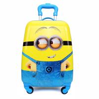 儿童拉杆箱男孩18寸小学生卡通行李箱16寸万向轮女童可爱宝宝拖箱