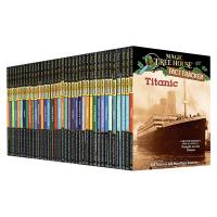 神奇树屋小百科系列37册 英文原版 Magic Tree House Fact Tracker 儿童章节桥梁书 美国小学