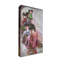 原装正版 电视剧 碟片 DVD光盘 深宅雪 珍藏版 10DVD 刘雪华 习雪