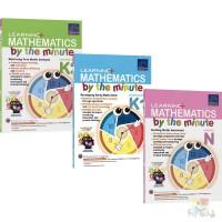 SAP Learning Mathematics by the minute N-K2 新加坡数学练习册 学习系列 幼儿