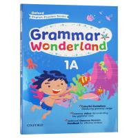 牛津小学英语语法练习册一年级上学期 英文原版 Oxford Grammar Wonderland 1A 少儿英语分级练习