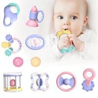 谷雨 新生儿婴儿玩具0-1岁床铃 宝宝3-6-12个月音乐旋转床头铃摇铃床挂 婴幼儿玩具