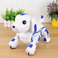 智能机器狗电动遥控小狗对话机器人男女孩益智婴互动玩具
