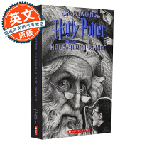 哈利波特与混血王子 20周年纪念版 英文原版 Harry Potter and the Half-blood Prin