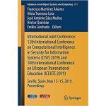 【预订】International Joint Conference: 12th International Conf