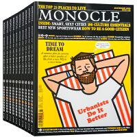 英国 MONOCLE 杂志 订阅2020年 F02 事件 商业文化设计生活杂志 单片眼镜
