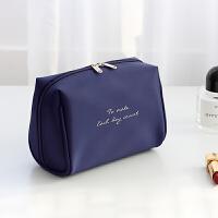 旅行便携化妆包大容量手拿收纳袋韩版简约小号防水随身洗漱品手提