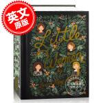预售 小妇人 puffin繁花封面版 英文原版 路易莎・梅・奥尔科特 半自传体小说Louisa May Alcott