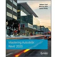 【预订】Mastering Autodesk Revit New Edition 9781119570127