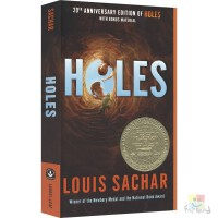 Holes 别有洞天 纽伯瑞文学金奖 成长教育章节小说 Louis Sachar 纽约时报畅销书 青少年儿童小说 英文原