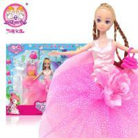 澄海品牌卡通花精灵娃娃比女孩动漫塑胶玩具厂家生产S20671