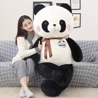 *毛绒玩具泰迪熊抱抱熊公仔男孩可爱布娃娃玩偶生日礼物女友 熊猫站款