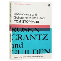 罗森格兰兹和吉尔登斯吞之死 Rosencrantz and Guildenstern Are Dead 英文原版 汤姆斯