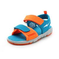 【低至2.5折+2件再8折】鸿星尔克(ERKE)男女童鞋儿童凉鞋小童沙滩凉鞋子舒适品牌童鞋