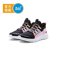 【大牌日�B券�A估�r:81】361度童鞋 女童跑鞋2020夏季新款中大童女童跑鞋�\��和�跑步鞋