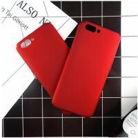 【支持礼品卡】OPPO R11全包PC手机壳 r9s plus超薄简约磨砂硬壳A59喷油保护套