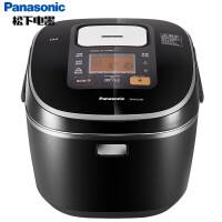 松下(Panasonic)5.0L(对应日标1.8L) 5段IH电磁加热电饭煲 24小时双预约功能 SR-HCC187