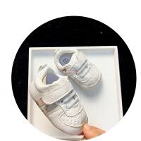 男女童鞋小白鞋2019春夏款新品透气板鞋中大童防滑软底休闲鞋韩版女孩跑步鞋小童宝宝鞋子0-1岁婴儿鞋