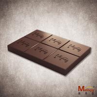 美乐臣牛奶巧克力砖 纯可可脂 1000克