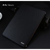 真皮苹果9.7英寸平板电脑ipad6 Air2保护套A1566外套A1567外壳piad5代壳子a1