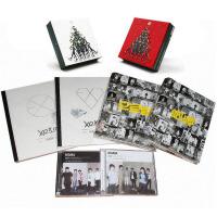 EXO全套专辑 MAMA XOXO 咆哮 十二月的奇迹 8CD