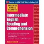 英文原版 熟能生巧:中级英语阅读理解 Practice Makes Perfect Intermediate Engl