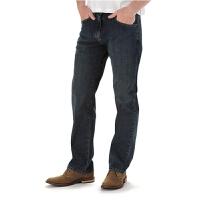 Lee 李 牛仔裤男 美国专柜男士新款青年水洗直筒拉链牛仔裤