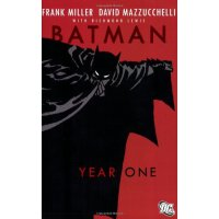 Batman: Year One 蝙蝠侠:第一年【英文原版】