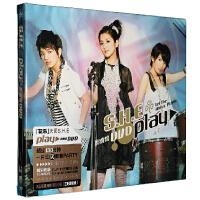 SHE S.H.E PLAY 影音馆DVD 收录11首MV及花絮 2014再版专辑