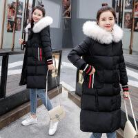 中长款棉衣女2018冬季新款韩版羽绒ins衣服棉袄chic外套潮