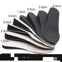 隐形内增高鞋垫男士女式运动减震舒适透气3cm5cm增高全垫 其它尺码