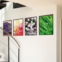墙贴创意墙纸自粘贴画客厅卧室餐厅背景墙壁房间装饰品小清新挂画