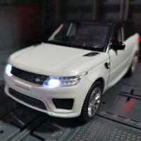 仿真sport汽车模型金属越野车玩具车SUV合金车模摆件