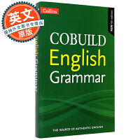 柯林斯英语语法 英文原版 Collins COBUILD English Grammar 语法用法自学 雅思 PET