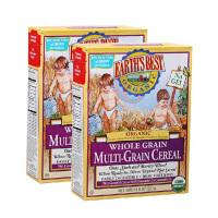 美国Earth's Best世界* 3段高铁婴儿全谷物米粉 婴幼儿辅食(9个月以上 227g)