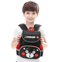 KUMAMON 熊本熊-11寸儿童上学书包可爱背包 GZ0127
