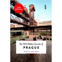 布拉格500个不为人知的秘密 英文原版 The 500 Hidden Secrets of Prague 旅游
