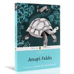 Aesop's Fables 伊索寓言英文原版 Puffin Classics 课外兴趣阅读 进口经典名著书籍